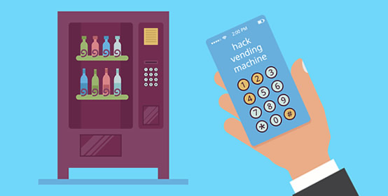 What You Need To Know About Vending Machine Hacking | Tower