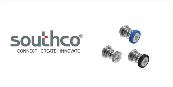 southco u0026 39 s new low profile miniature captive screw series